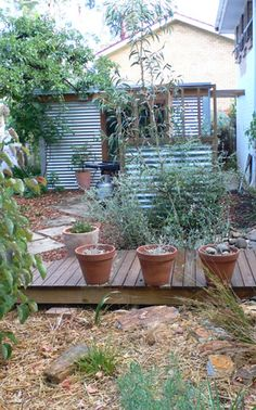 Australian Institute of Landscape Architects Bush Garden, Terrace Garden, Garden Paths, Landscaping Near Me, Modern Landscaping, Landscaping Ideas, Landscape Design, Garden Design, Ikea Garden Furniture