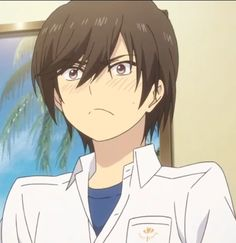 When they tell u that ur gf is smarter than u Charlotte Anime, Anime People, Anime Guys, Awesome Anime, Anime Love, Angel Beats, Anime Fantasy, Me Me Me Anime, My Images