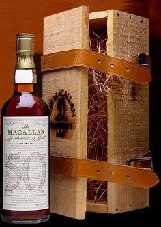 Macallan 50 Year Old 1928 Single Malt Scotch Whisky Speyside