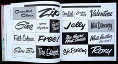 Custom Lettering of the 60s & 70s - 01