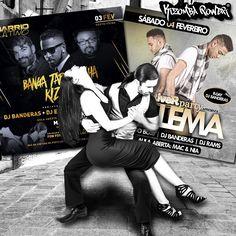 KIZOMBA POWER esta semana: SEXTA: Aula Aberta MaC e Nia na BANGA TARAXINHA & KIZOMBA no Barrio Latino. Evento em: http://ift.tt/2jNBbpH SABADO: Aula Aberta MaC e Nia na RIVER PARTY - Kings and Queens com concerto de CALEMA! Evento em: http://ift.tt/2jKAjED #kizombapower #calema #aulaaberta #estasemana #kizomba #tarraxinha #semba #zouk @djsergiobanderas @ze_ferreira_aka_djmixzmaster #barriolatino #kings&queens @acapitaoabril_official @marianagcastro @bangaentertainment @nia_kizombapower…