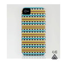 Tribal Mountains  iPhone Case 3GS 3g 4 4S by Katnawlins on Etsy, $36.00