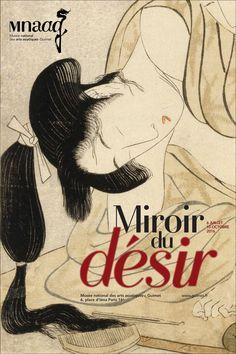 Miroir du désir - Images de femmes dans l'estampe japonaise