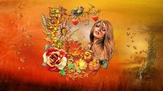 Super Tag d'automne 8 Photoshop, Creations, Images, Painting, Art, Animation, How To Paint, Fall Season, Art Background