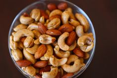 Chili Lime Nuts - Against All Grain - Award Winning Gluten Free Paleo Recipes to Eat Well & Feel Great Paleo Treats, Healthy Snacks, Healthy Recipes, Diet Snacks, Yummy Snacks, Healthy Eating, Yummy Food, Whole Food Recipes, Cooking Recipes
