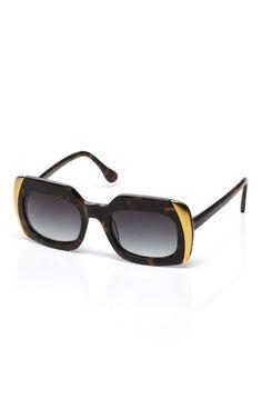 Shop Elizabeth and James Dearborn Sunglasses at Moda Operandi