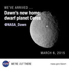OVNI Hoje!…Sonda da NASA entra na órbita de Ceres. Será o mistério das luzes decifrado? - OVNI Hoje!...