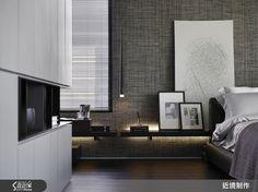 現代風的裝潢圖片為近境制作的設計作品,該設計案例是一間總坪數為54.5,格局為三房,更多近境制作設計案例作品都在設計家 Searchome