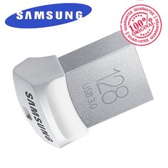 SAMSUNG USB Flash Drive Disk USB 3.0 130MB/S 32GB 64GB 128GB Mini Pen Drive Tiny Pendrive Memory Stick Storage Device U Disk   Feature: Samsung 3.0 FIT USB flash drive Type:USB3.0 flash drive ADI:FIT Size:15.44 X 19.67 X 8.7mm Weight :about 2.6g Color:sliver Capacity:32G/64G/128 (* actual usable...
