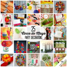 To help you with your fiesta planning, I have made the ULTIMATE Cinco de Mayo Party Guide!