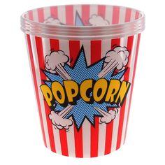 Kit Popcorn com 4 Peças