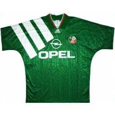 Irlanda 1992-94 adidas Home