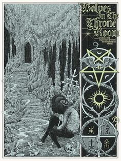 Картинки по запросу wolves in the throne room poster