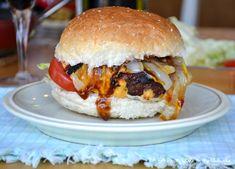 Best Ever Hamburgers //  Just a good old fashioned hamburger!