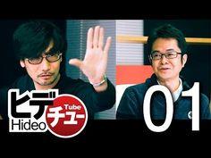 Hideo Kojima comienza serie en su nuevo canal de YouTube - http://yosoyungamer.com/2016/02/hideo-kojima-comienza-serie-en-su-nuevo-canal-de-youtube/