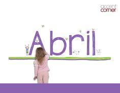 #Abril #AccentCorner