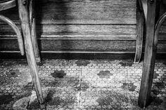 Retratos del bar El Federal por el fotógrafo Sergio Gasali