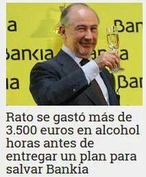 Rato - Bankia