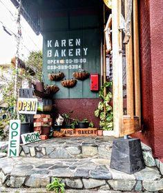 Karen's Bakery, Uruma, Okinawa, Japan