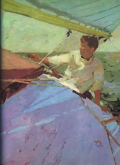 JFK portrait by Bernie Fuchs