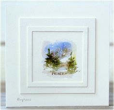 Made some mini watercolored scenes this morning with stamps from Penny Black !     Prancers   On the Town   Holiday Snippets               ...
