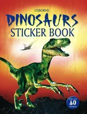 $8.99 http://www.myubam.com/r3492 There are over 80 different dinosaurs and prehistoric animals shown inside this sticker book. Each one is clearly described, and illustrated with a black and white picture. Can you find the right sticker to go with each description?