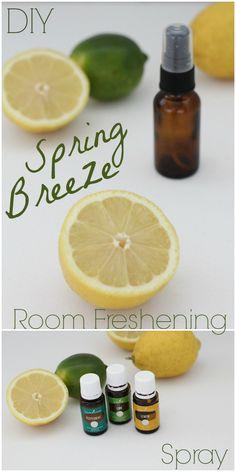 DIY Spring Breeze Room Freshening Spray - http://www.anuncomplicatedlifeblog.com/2017/03/diy-spring-breeze-room-freshening-spray.html