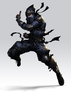 Character design done for CMON Ninja Ninja Kunst, Arte Ninja, Ninja Art, Dnd Characters, Fantasy Characters, Fantasy Character Design, Character Art, Fantasy Warrior, Fantasy Art