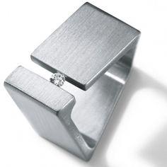 Schmuck Design, Modern Jewelry, Cufflinks, Jewelry Design, Html, Rings, Accessories, Shopping, Stark