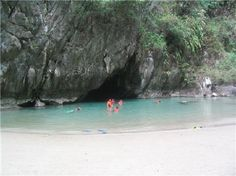 Inside the Emerald Cave, Ko Lanta, Thailand need to remember for trip!