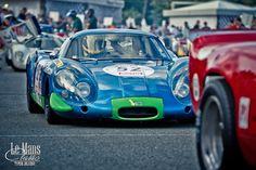 Alpine @ Le Mans Classic 2014