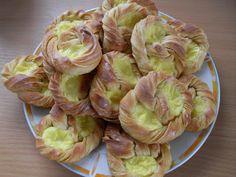 Sanna´s Hexenküche: Puddingbrezeln