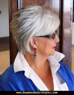 35 Quick Hair For Older Ladies - http://www.beyoncehairstyles.com/35-quick-hair-for-older-ladies.html