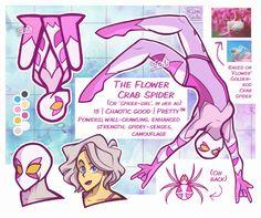Spidersona Refs on Spider-Sona-Central - DeviantArt Spiderman Spider, Spider Gwen, Character Symbols, Drawing Programs, Warrior Cats Art, Art Corner, Character Design, Character Ideas, Drawing Reference Poses