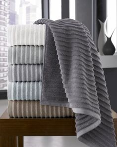 $232.00 Trump Home - Mar-a-lago Spa Towels, 12 Piece Towel Set, Tile Grey  From turkishtowels   Get it here: http://astore.amazon.com/ffiilliipp-20/detail/B0061PW9MU/175-1745116-4289916