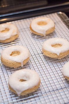 """Vanilla Bean Baked Donuts - A baked donut means I will probably eat a higher quantity. (""""Probably"""" means """"definitely"""" in the prior sentence.)"""