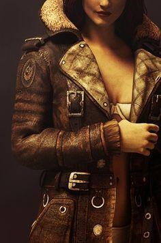 4726623cdfe Arthur Maxson s battle coat Fallout Fan Art