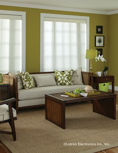 Beautiful spaces deserve beautiful window treatments, so don't forget the shades when planning your next decorating project.