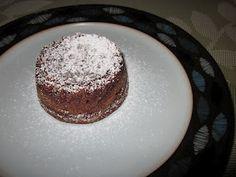 Gluten Free Gooey Chocolate Cake