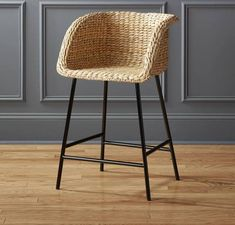 Palecek Vero Counter/Bar Stool Counter stool, Rattan and