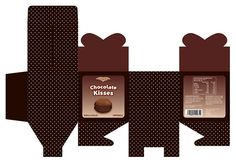 Heart of Cocoa: packaging design on Behance