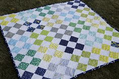 Patchwork on Point and 100 Quilts for Kids – Fresh Lemons Modern Quilts