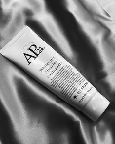 AP 24 Anti-Plaque Fluoride Toothpaste uses a safe, gentle form of fluoride to remove plaque and protect against tooth decay. Nu Skin, Whitening Fluoride Toothpaste, Teeth Whitening, Ap 24, Dental Facts, Stained Teeth, Beauty Junkie, White Teeth, Oral Hygiene