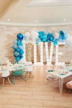 Don't miss this cool One Love themed 1st birthday party! The cake is so cool! See more party ideas and share yours at CatchMyParty.com  #catchmyparty #partyideas #onelove #boy1stbirthdayparty