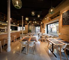 Image 1 of 22 from gallery of Restaurant PaCatar / Donaire Arquitectos. Photograph by Fernando Alda