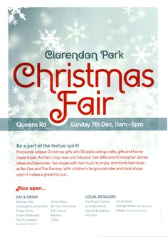 Image result for christmas fair poster