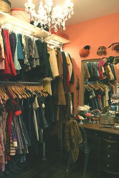 THIS CLOSET - DRESSING ROOM, drooool
