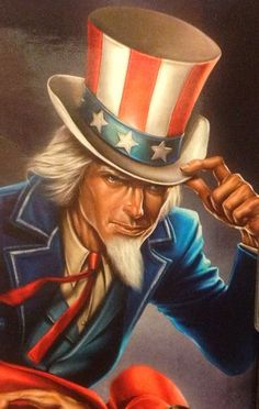 Uncle Sam***Research for possible future project.
