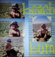A Project by scrappin-newlywed from our Scrapbooking Gallery originally submitted 04/06/12 at 07:09 PM