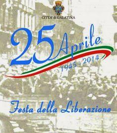 Tele Galatina: Il Comune di Galatina celebra il 25 aprile, Festa ...